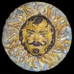 Medaglione sole 02 - Davide Iovino